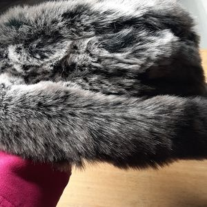 Parkhurst Josephine Faux Fur hat made in canada
